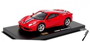 Ferrari 458 Special rouge Special rouge 1/43