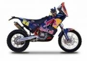 KTM 450 rallye Dakar  1/18