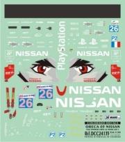 Nissan Oreca 03 #26 - 1st LMP2 24h Le Mans  1/24