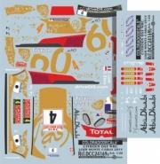 Citroen DS3 Monte Carlo  1/24