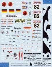 Porsche Seikel  1/24