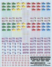 Divers 24H de Mans années 2003/2004/2005/2006  1/32