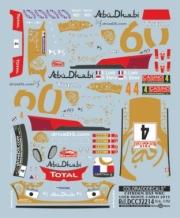 Citroen DS3 WRC Monte Carlo  1/32