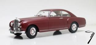 Bentley . S1 Fastback Mulliner dark red 1/18