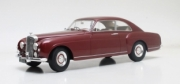 Bentley . S1 Fastback Mulliner dark red 1/18
