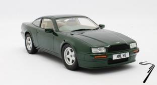 Aston Martin Virage vert métallisé vert métallisé 1/18