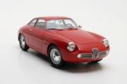 Alfa Romeo . sprint Zagato rouge 1/18