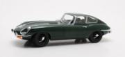 Jaguar . série II vert métallisé 1/18