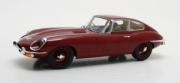 Jaguar Type E série II rouge série II rouge 1/18