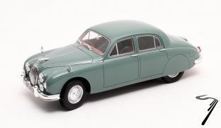 Jaguar 2.4 MK I vert 2.4 vert 1/18