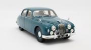 Jaguar MK1 2. bleu 2.4 bleu 1/18