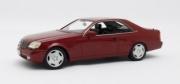 Mercedes . SEC C140 Rouge 1/18