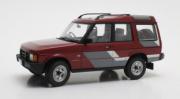 Land Rover . MKI rouge métallisé 1/18