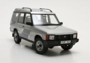 Land Rover . MKI argent 1/18