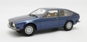 Alfa Romeo . GT Bleu 1/18