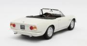 Fiat . Spyder blanche 1/18