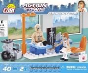 Divers . Action Town - Urgences - 40 pcs - 2 figurines autre