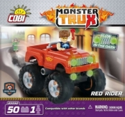 Divers . Monster Trux rouge - 50 pcs 1 figurine autre