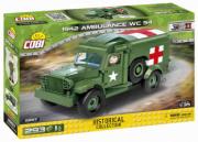 Dodge . WC 54 Ambulance - 293 pièces - 1 figurine autre