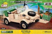 Volkswagen . Type 82 - 195 pièces - 1 figurine autre