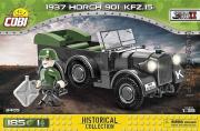 Horch . 185 pièces - 1 figurine 1/35