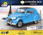 Citroen . Type AZ Bleu - 82 pièces 1/35