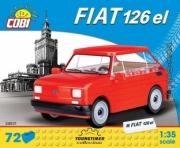 Fiat . P rouge - 72 pièces 1/35