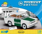 Trabant . Police - 82 pièces 1/35