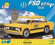 FSO . 125 P Taxi - 89 pièces 1/35