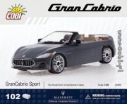 Maserati Grancabrio - 102 pièces  - 102 pièces 1/35