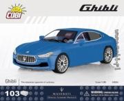 Maserati Ghibli - 103 pièces  - 103 pièces 1/35