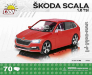 Skoda . 1.0 TSI - 70 pièces 1/35