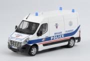 Renault . Police brigade fluviale 1/43