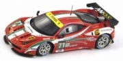 Ferrari 458 Italia GT2 AF Corse #71 20th 24H du Mans   1/43