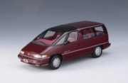 Chevrolet . Lumina APV rouge métallisé 1/43