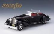 Packard . Twelve 1108 Sport Phaeton black 1/43