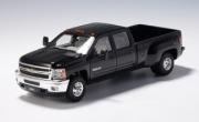 Chevrolet . Big Dooley noir 1/43