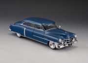 Cadillac . 75 limousine bleu 1/43