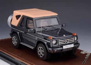 Mercedes . 500 cabriolet Final Edition capote fermée 1/43