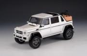 Mercedes . 650 Maybach cabriolet  blanc 1/43