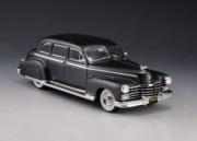 Cadillac . Fleetwood limo gris foncé métallisé 1/43