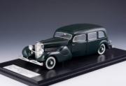 Duesenberg . Model J Bohman & Schwartz Landaulet Throne car 1/43