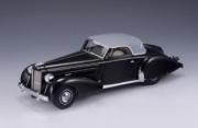 Packard . 1601 One-twenty graber black 1/43