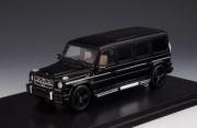 Mercedes . G63 limousine INKAS G63 noir 1/43