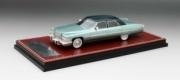 Cadillac . Brougham vert 1/43