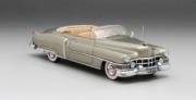 Cadillac . Cabriolet gold 1/43