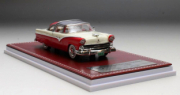 Ford . Crown Victoria Rouge / Blanc 1/43