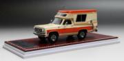 Chevrolet . Chalet Orange / crème - Edition limitée à 150 pièces 1/43