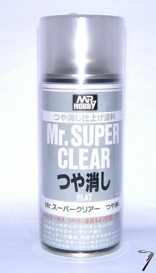 Divers spray vernis mat Mr Super Clean spray vernis mat Mr Super Clean autre