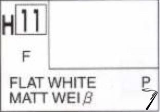 Divers H11 10ml Blanc Mat H11 10ml Blanc Mat autre